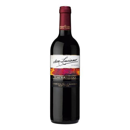 Vinho Don Luciano Tempranillo 750ml  - DQ Comércio