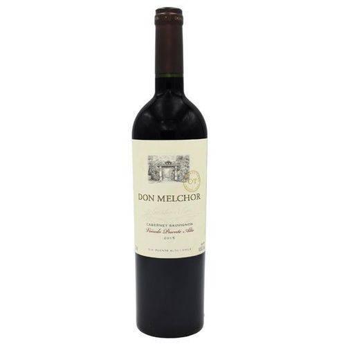 Vinho Don Melchor Cabernet Sauvignon 2016 750ml  - Deliciando Quitanda