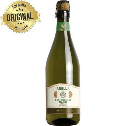 Vinho Italiano Branco Anella Andreani Garrafa 750ml - Lambrusco  - DQ Comércio