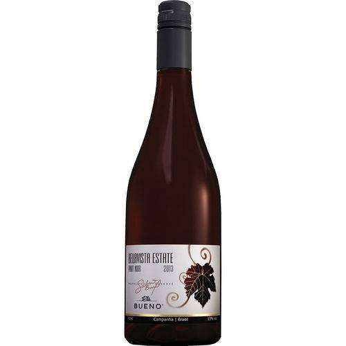 Vinho Nacional Bueno Boa Vista 750ml Pinot Noir  - DQ Comércio