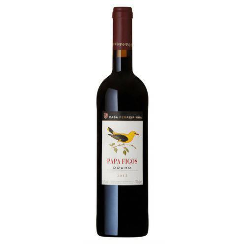 Vinho Papa Figos Ferreirinha Tinto 750 Ml  - Deliciando Quitanda
