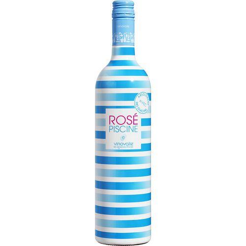 Vinho Piscine Rosé 750ml  - DQ Comércio
