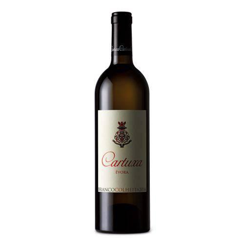Vinho Português Cartuxa Évora Colheita Branco Blend 2016  - Deliciando Quitanda