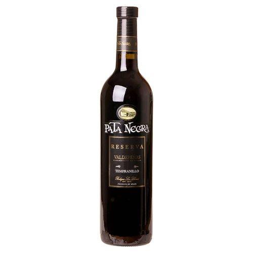 Vinho Tinto Pata Negra Reserva Tempranillo 2009  - DQ Comércio