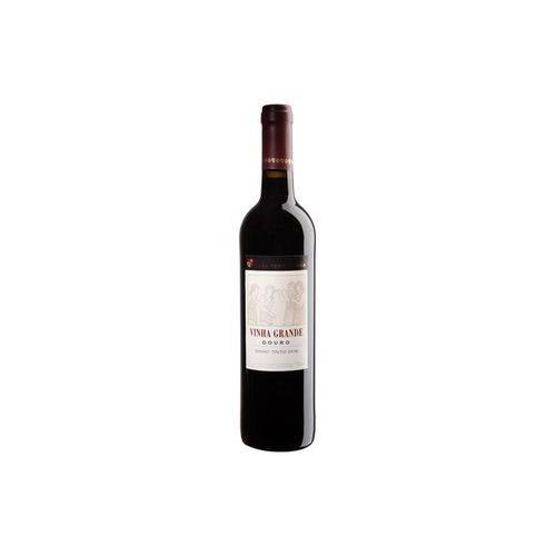 Vinho Tinto Português Casa Ferreirinha Vinha Grande 2016 750 Ml  - DQ Comércio