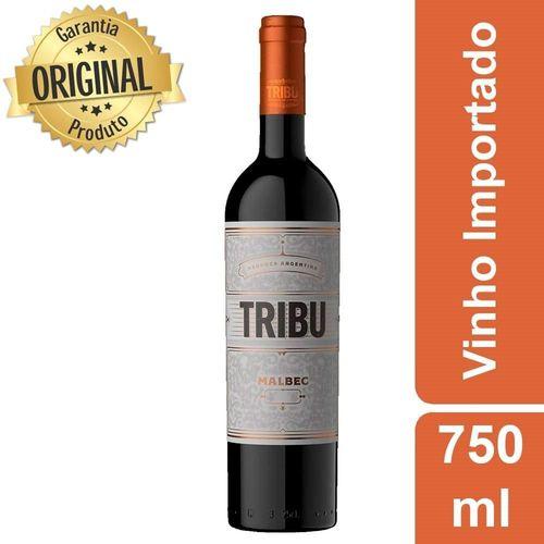 Vinho Trivento Tribu Malbec 750 ml  - DQ Comércio