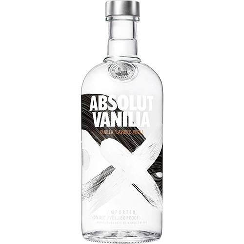 Vodka Absolut Vanilia - 750ml  - DQ Comércio