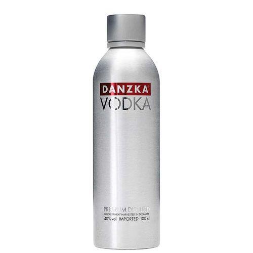 Vodka Danzka 1l  - DQ Comércio