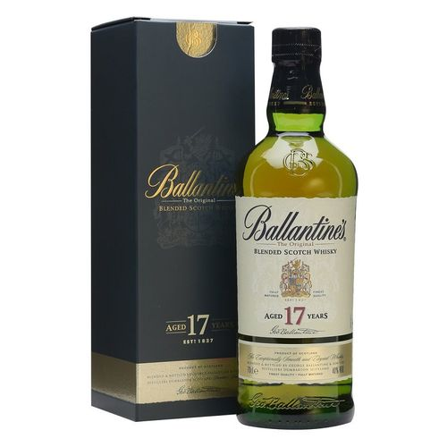 Whisky Ballantines Whisky 17 Anos Escocês - 750ml  - DQ Comércio