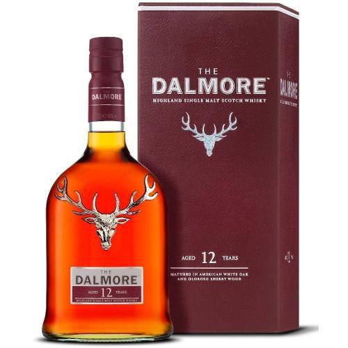 Whisky Dalmore 12y 700Ml - Single Malt  - DQ Comércio