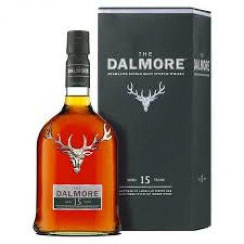 Whisky Dalmore 15y 700Ml - Single Malt  - DQ Comércio
