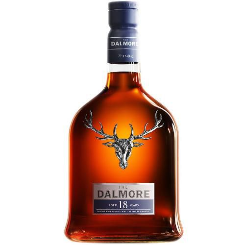 Whisky Dalmore 18y 700Ml - Single Malt  - DQ Comércio