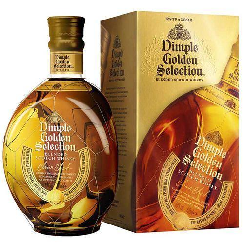 Whisky Dimple Golden Selection  - DQ Comércio