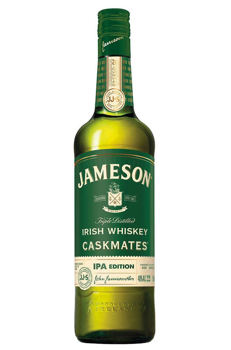 Whisky Irlandês Jameson Caskmates Ipa Edition 750ml  - DQ Comércio