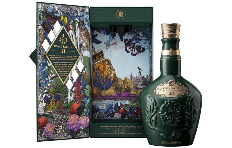 Whisky Royal Salute Malt Edition 700ml  - DQ Comércio