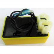 CDI CRF 230 c/ corte de giros em 10800  RPM alimentado por bateria