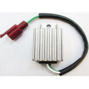 REGULADOR FAROL XLX  250R / 350 R (2 fios c/ conector vermelho).