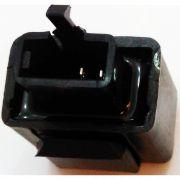 RELÉ PISCA YBR 125 / XTZ 125/LANDER (todas conector c/2 pinos )