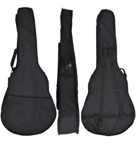 Capa Simples Para Violão Folk - Nylon 600