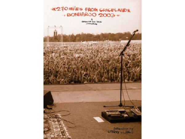 270 Miles from Graceland  - Bonnaroo 2003 - (DUPLO) - DVD