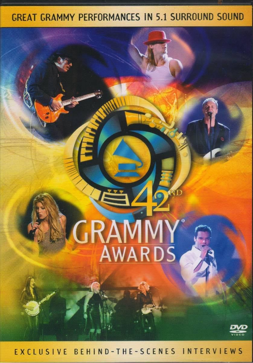 42 Nd Grammy Awards - DVD