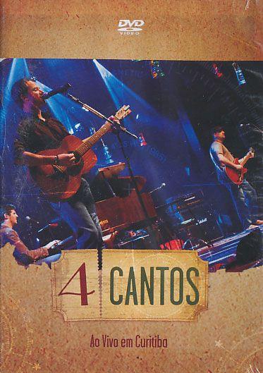 4 Cantos - Ao Vivo Em Curitiba - DVD