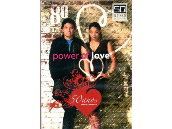 80s - Power Of Love - DVD