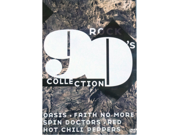 90s Collection Rock - DVD
