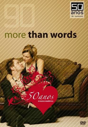 90s - More Then Words - DVD