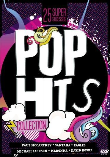90s Pop Hits - 25 Super Sucessos - DVD