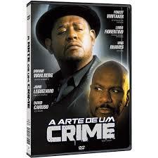 A Arte De Um Crime - DVD
