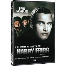 A Guerra Secreta De Harry Frigg - DVD