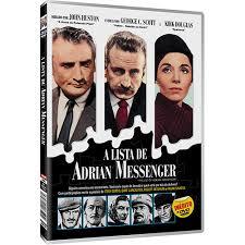 A Lista De Adrian Messenger - DVD