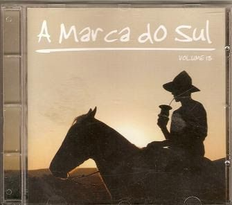 A Marca do Sul Vol. 13 - CD