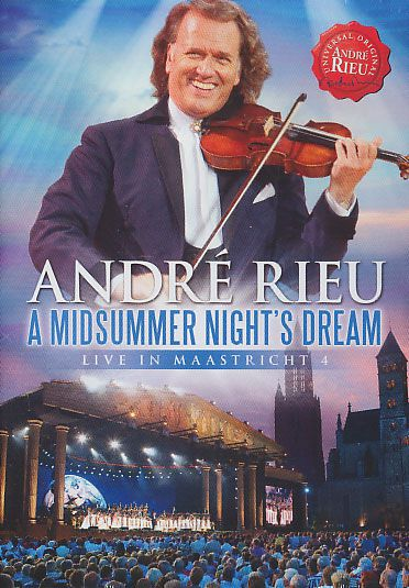 A Midsummer Nights Dream Live Maastric 4 - DVD