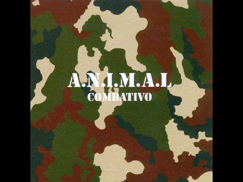 A.N.I.M.A.L - Combativo - CD