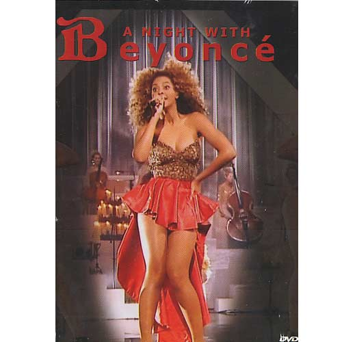 A Night with Beyonce - DVD