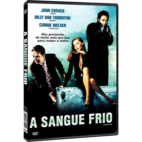 A Sangue Frio - DVD