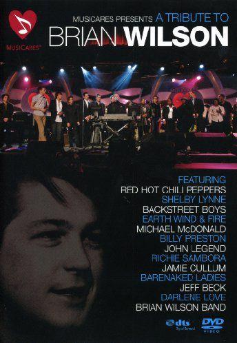Brian Wilson - A Tribute To Brian Wilson - DVD