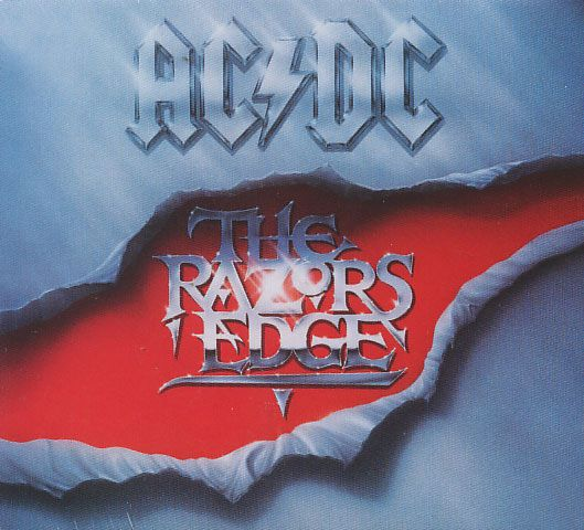 AC/DC - The Razors  - CD