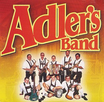 Adler's Band - Vol.1 - (CD Envelope)