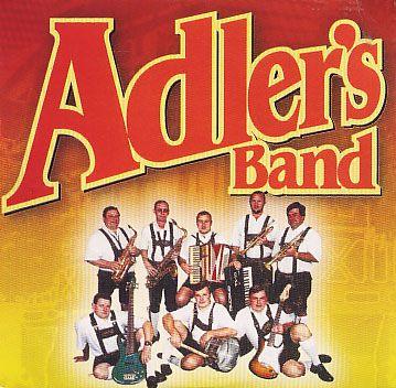 Adler's Band - Vol.1 - (CD Envelope)