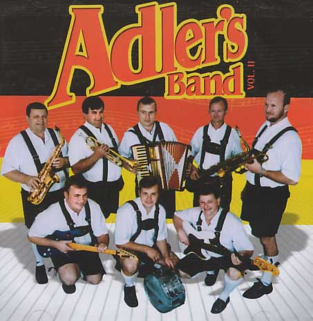 Adler's Band - Vol.II - CD