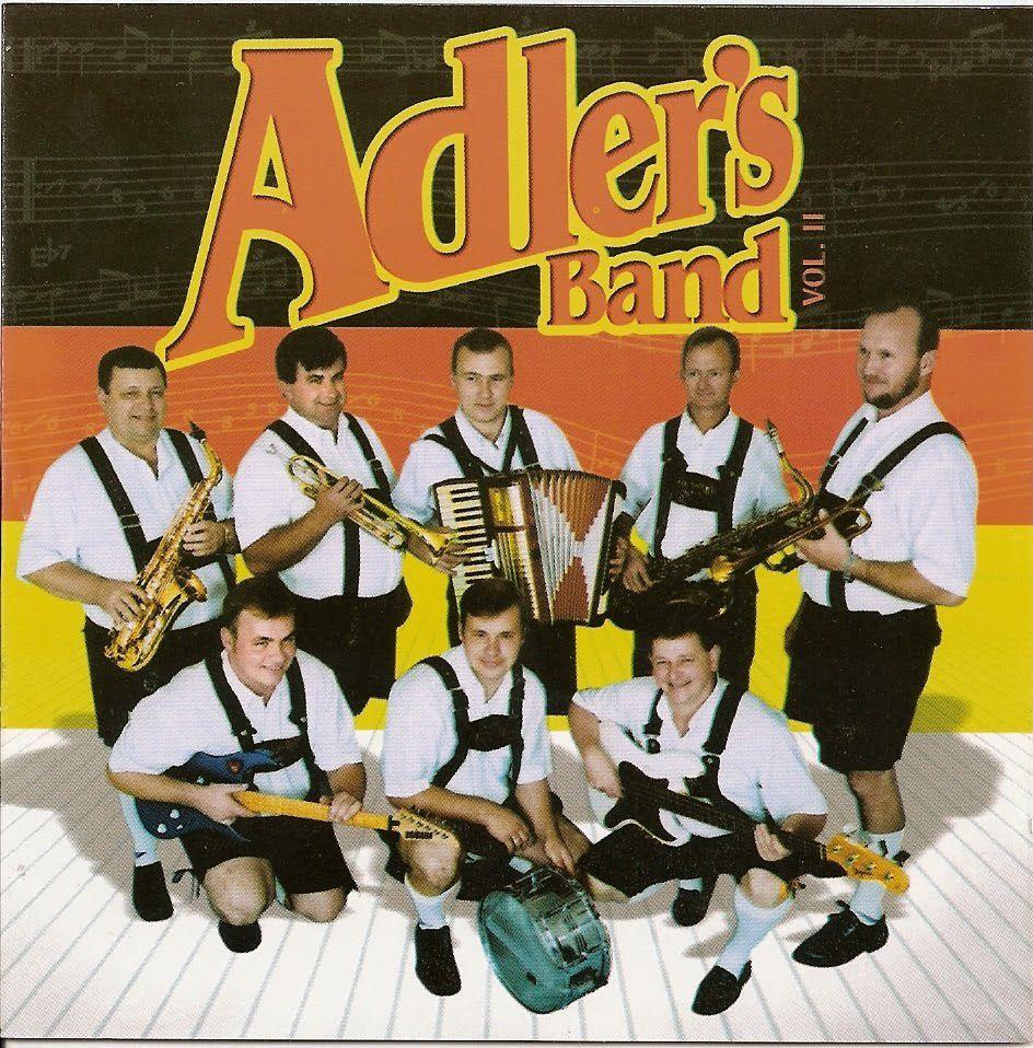 Adler`s Band  - Vol.II - (CD Envelope)
