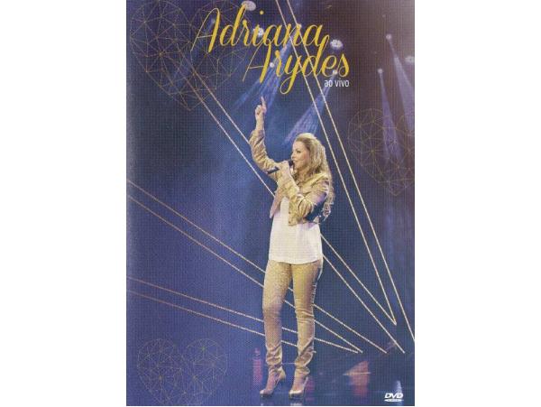Adriana Arydes - Ao Vivo - DVD