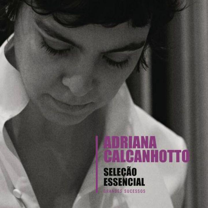 Adriana Calcanhotto - Seleção Essencial Grandes Sucessos - CD