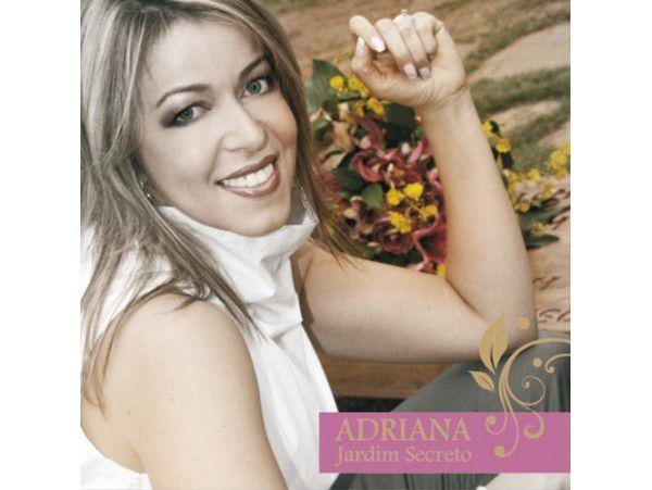 Adriana - Jardim Secreto - CD