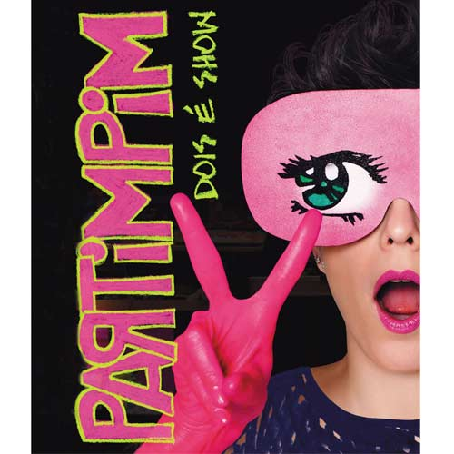 Adriana Partimpim Dois É Show - Blu-Ray