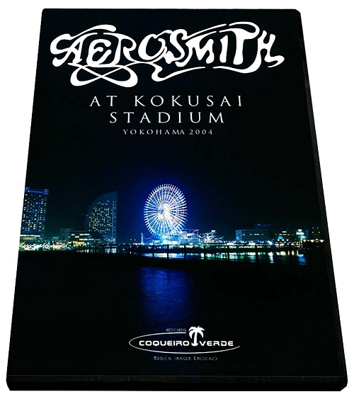 Aerosmith - At Kosukay Stadium - DVD