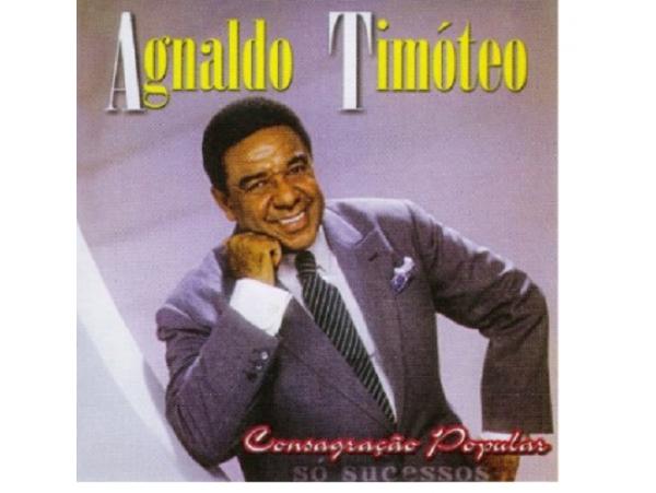Agnaldo Timóteo - Consagração Popular - CD
